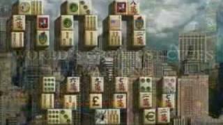World's Greatest Cities Mahjong Gameplay