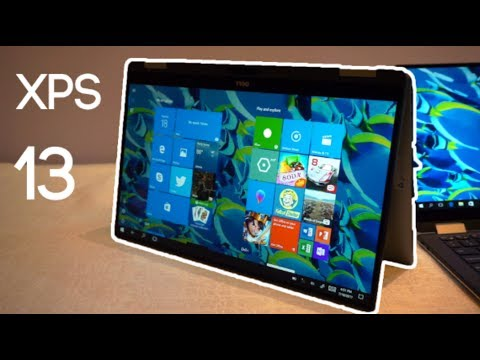 Dell XPS 13 2-in-1 - 13 Inci serasa 11 Inci! (Hands-on)
