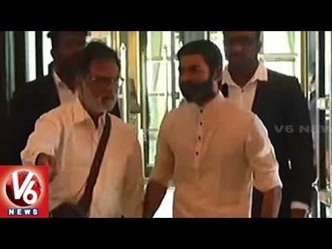 Rajinikanth Daughter Soundarya Wedding With Vishagan Vanangamudi | Chennai | V6 News