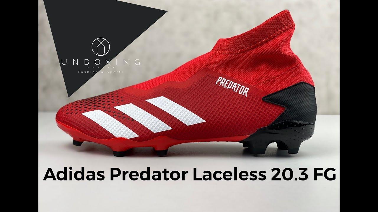 adidas Football boots Predator Mutator 20+ SG white.
