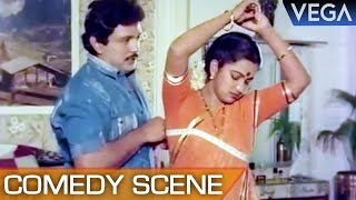 Prabhu Brings A Tailor || Manamagale Vaa Tamil Movie || Comedy Scene