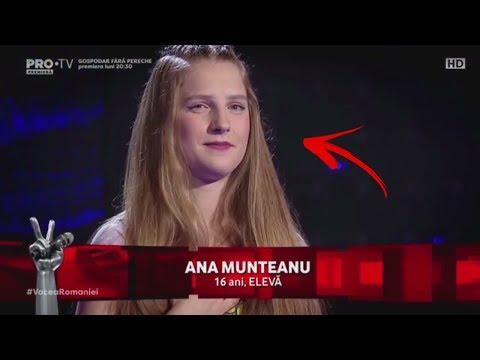 Ana Munteanu - Bensonhurst blues (Vocea României 2017)