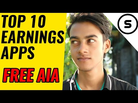 🔥Top 10 High quality Earnings app free aia | Thunkable | Makeroid | Appybuilder |