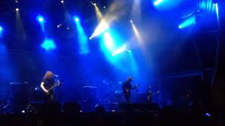 OPETH- White cluster- Be prog festival (Barcelona)