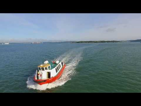 Cork Harbour - A harbour in motion