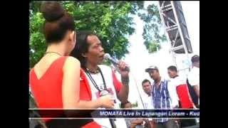 "HOT KLIMAKS MONATA ""BUNGA SURGA""   RENA KDI feat SODIK MONATA"