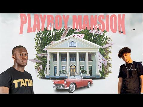 DEJI X JALLOW - PLAYBOY MANSION (OFFICIAL AUDIO)