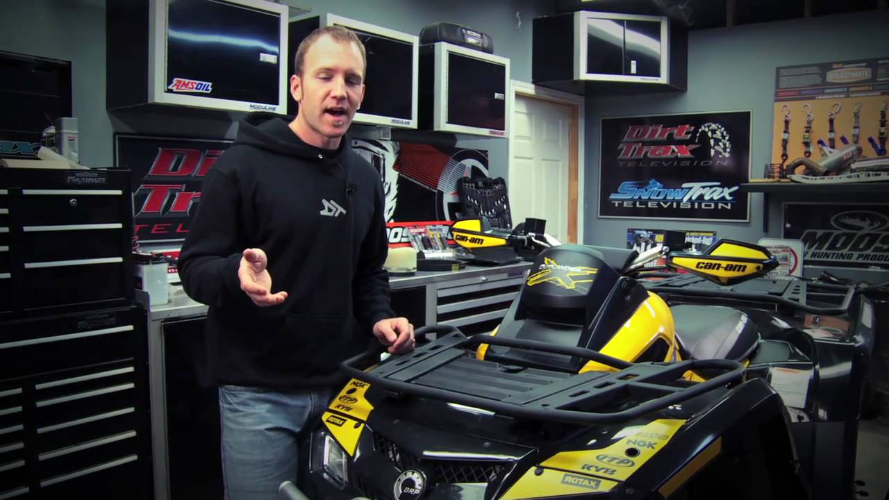 2011 Can-am Outlander Xxc Upgrades
