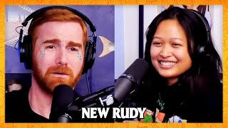 Do You Want To Be The Next Rudy? | Bad Friends Clips w/ Andrew Santino and Bobby Lee