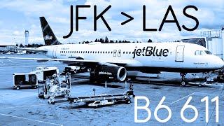 [HD] JETBLUE 611 - JFK TO LAS - TAKEOFF