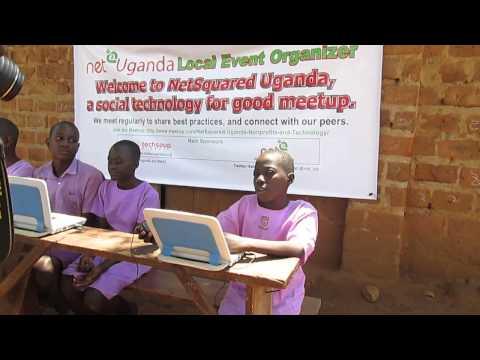 NansambaViolet Bluebonnet-Sponsored NetSquared Uganda Computer Training Beneficially