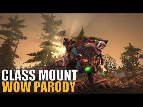 Sharm ~ Class Mount (World Of Warcraft Parody)