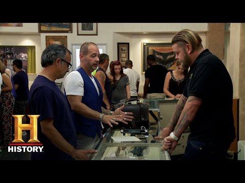 Pawn Stars: John Belushi Autograph  History