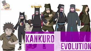 Naruto characters:  Kankuro