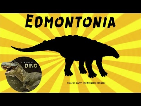 Edmontonia: Dinosaur of the Day