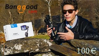 Stabilisateur motorisé à 100€: Vimble FEIYUTECH banggood