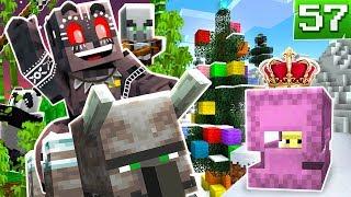 Minecraft The Deep End SMP Episode 57: Queen Shulker