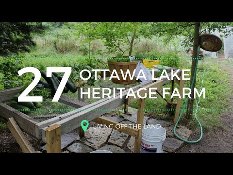 Sustainable Organic Farming: Ottawa Lake Heritage Farm Style
