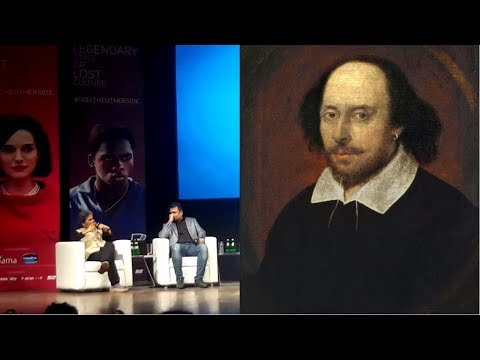 Vishal Bhardwaj Talks About A Play Of William Shakespeare At Launch Of & Prive HD Channel