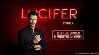 LUCIFER Staffel 1 – 5 Minuten Sneak Peek Deutsch HD German (2017)