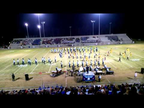 Chapin High School Band State Competition