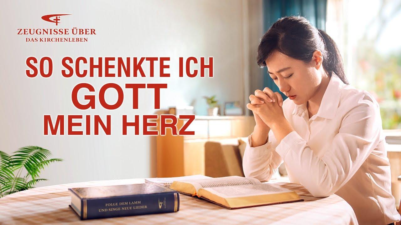 Glaubenszeugnis | So schenkte ich Gott mein Herz