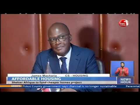Kenya to ramp its paid up capital in pan African housing financier Shelter Afrique