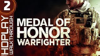 Medal of Honor: Warfighter Walkthrough - PART 2 | Through the Eyes of Evil & Shore Leave