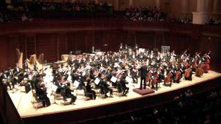 Houston Youth Symphony - Symphony Orchestra - The Planets: Mars, The Bringer of War