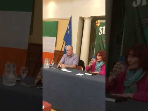 The Liam Mellows Spring School 2017 - Peadar Tóibín - Closing Remarks