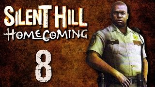 Silent Hill: Homecoming [8] - POLICE STATION