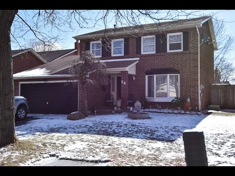 56 Blacktoft Drive Toronto Open House Video Tour