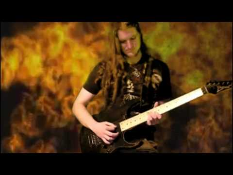 Fur Elise on Electric Guitar (Daniel Tidwell's version from