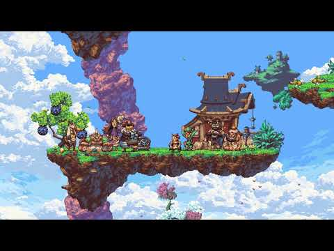 Owlboy Theme - Savant - Official Music Video