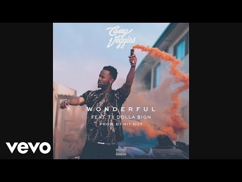 Casey Veggies - Wonderful (Audio) ft. Ty Dolla $ign
