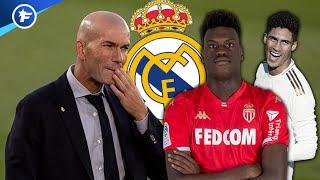 Zinedine Zidane tient son nouveau Raphaël Varane | Revue de presse