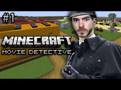 Minecraft: DETECTIVE SPARKLEZ IS ON THE CASE