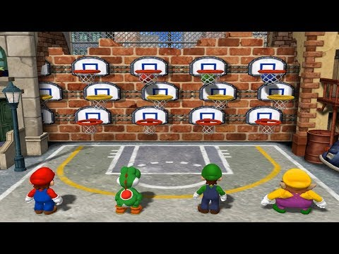 Mario Party 4 - All 4-Player Minigames