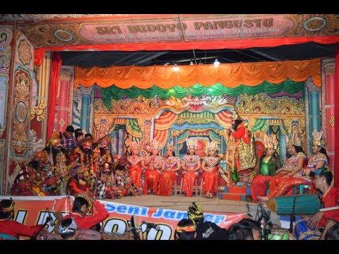 Janger Sri Budoyo Pangestu (Full Live Wonosobo) Banyuwangi 2018 Slamet Koplak & Anak 3th Beraksi