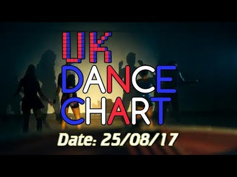 UK TOP 40 - DANCE SINGLES CHART (25/08/2017)