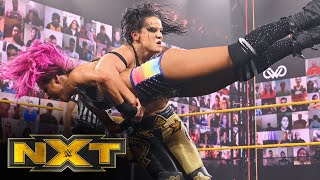 Baszler & Jax vs. González & Kai – WWE Women's Tag Team Championship Match: WWE NXT, March 3, 2021