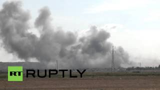 Turkey: Kobane continues to smolder as Kurds claim advance over IS
