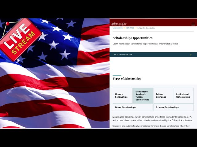 Full Grant for International Students at Washington College USA 2021 (Study in the USA)