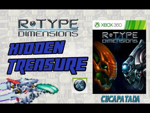 R-Type Dimensions - Hidden Treasure (Achievement / Trophy)