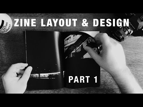 Photo Zine Layout and Design Walkthrough | Nick Exposed | Episode 8