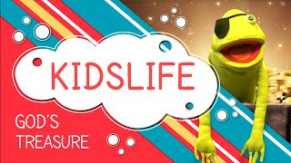 KidsLife S2 Ep 4: God's Treasure