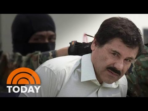 Was 'El Chapo' Behind A Federal Judge's Murder In Mexico? | TODAY