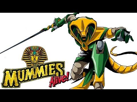 Mummies Alive! | The Egypt-Tsu Kid | HD | Full Episode