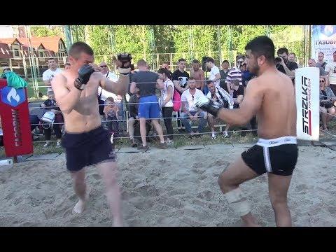 Зверский Бородач против Русского мужика