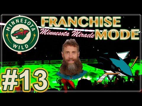 "NHL 18 Minnesota Wild Franchise Mode #13 ""Oh Captain My Captain"""
